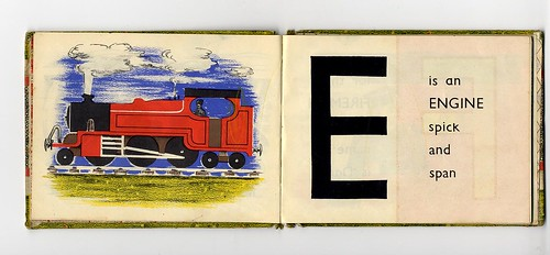 A railway ABC- Jack Tuwnend 1948