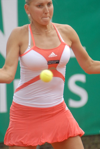 top tennis player elena vesnina youtube