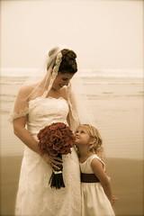 Flower Girl (snelly23) Tags: wedding bride flickrchallengegroup flickrchallengewinner
