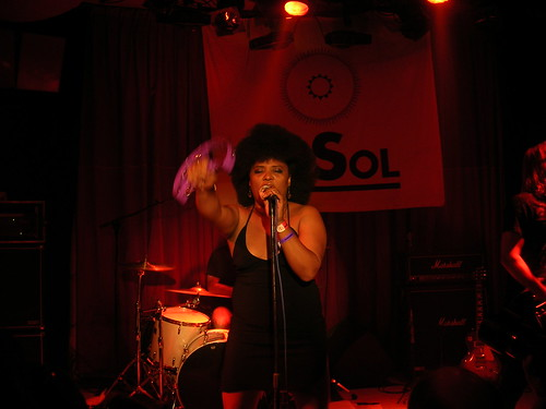 The Bellrays (1)