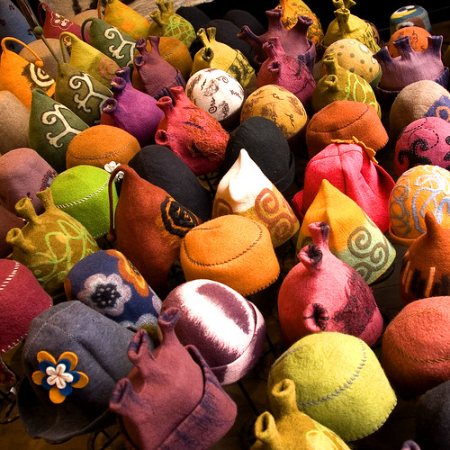 A Fez-tival of Hats
