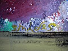 Lupa al hueso (Felipe Smides) Tags: chile street streetart macro art texture textura painting graffiti calle mural arte murals s graff murales felipe texturas pintura artisticexpression instantfave mywinners abigfave aplusphoto beatifulcapture artlegacy smides pinturasmides pinturassmides fotografiasmides funfanphotos felipesmides