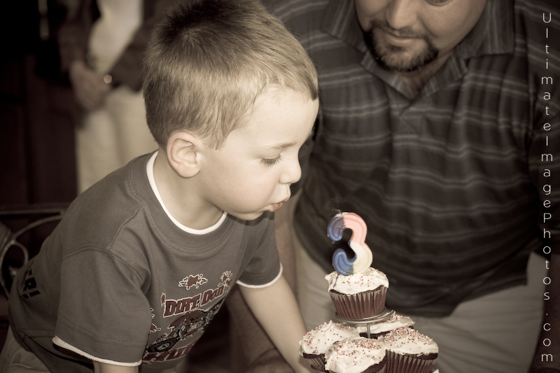 Little Man's Birthday