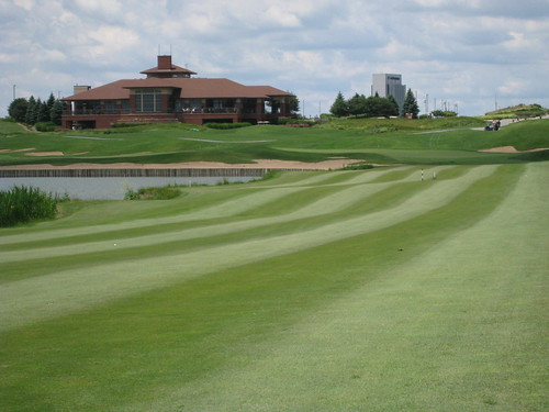 Harborside Golf, Port Course Review, Chicago, Illinois