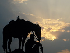 Cowboy & His Mount at Sunset (maorlando God kept us 2012 leaning on Him 2013) Tags: travel pink sunset usa nature rural wow texas silhouettes creation downhome trinitycounty blueribbonwinner beautysecret flickrsbest getrdun mywinners worldbest anawesomeshot aplusphoto diamondclassphotographer flickrdiamond citrit betterthangood theperfectphotographer goldstaraward texasscenes top20texas bestoftexas silhouettephotography multimegashot portalflickr cowboyhismount saariysqualitypictures capturethefinest platinumpeaceaward