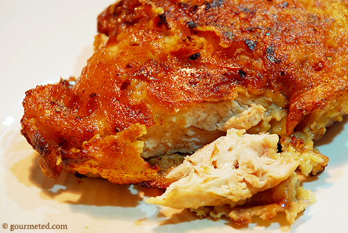 Fry-Baked Chicken