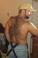 (fenrir2) Tags: bear leather oso cub cachorro harness cuero