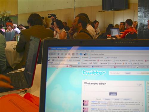 06 - Twitter Blocaires al Congrés de Convergència