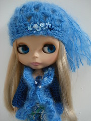 Madge jacket and Polly Tassle hat