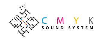 CMYK Sound System / Logo 8