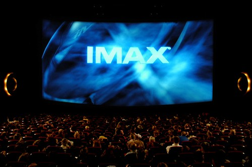 Time To Relax On IMAX