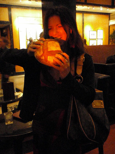 28 - Kyran Pittman loves her some bread