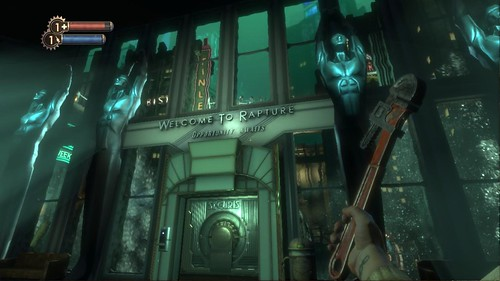 BioShock welcome