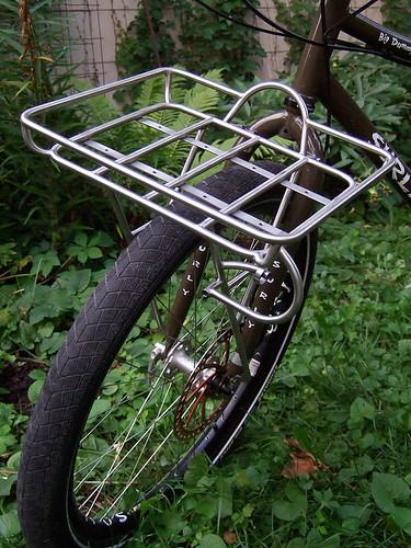 Custom Front Rack