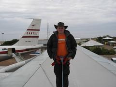747-200 Wing Walk
