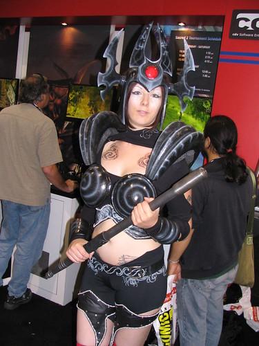 Comic-Con Costume 1