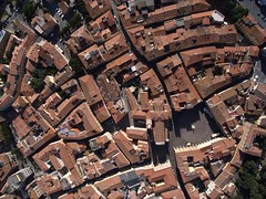 Grosseto Centro Storico - R4918 (opaxir) Tags: italy bap aerial tuscany grosseto hccity