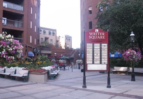 Writer Square