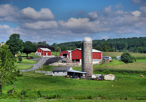 Rural Living by katiemetz on Flickr