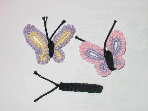 Crochet butterfly patterns - Squidoo : Welcome to Squidoo