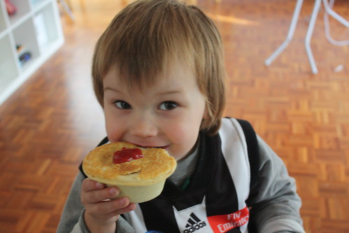 Pie Boy