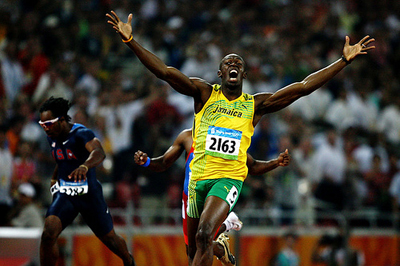 Bolt Wins