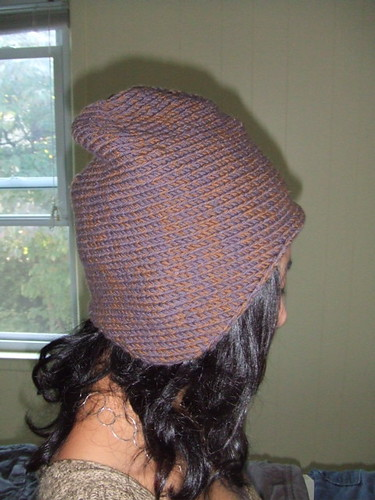 Mieko Mintz Manly Hat for me