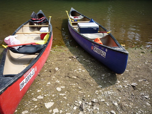 Coho canoe trip! 017