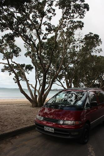 Mission Bay - Unser Auto