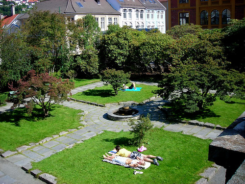The Botanical Garden at the University of Bergen