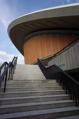 (arnd Dewald) Tags: berlin architecture concrete architektur beton hausderkulturenderwelt schwangereauster hughstubbins arndalarm concreteshell betonschale img9878klein