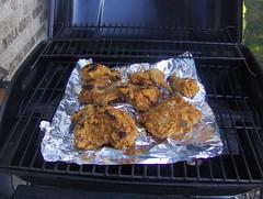 fried & grilled chicken