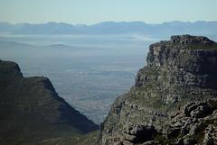 "Top of ""Tabletop"" 3 (TontonJon) Tags: africa urban mountain mountains nature landscape southafrica landscapes capetown panoramic coastal sprawl geologic tabletopmountain"