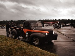 PickUp (ifa.zweitakt) Tags: auto old classic cars car paradise voiture vehicle oldtimer 2008 roadrunner youngtimer roadrunners klassiker finowfurt race61 ifazweitakt