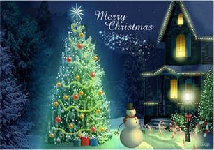 cartoline natalizie animate da