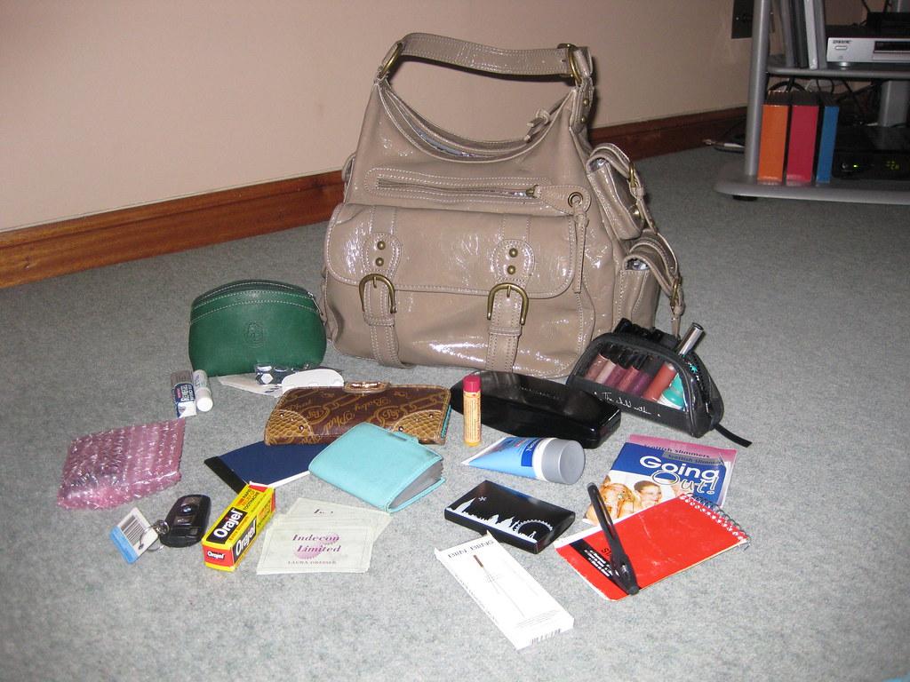 11-09-08 New Bag
