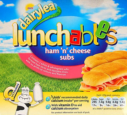 Dairylea Lunchables