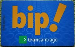 """bip card. say """"beep"""""""