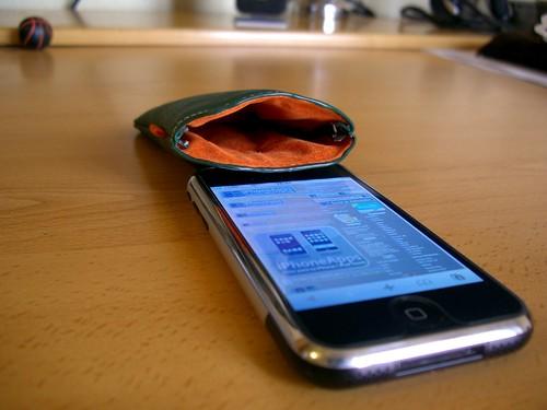 Funda Maya de Proporta para iPhone Classic / iPhone 3G