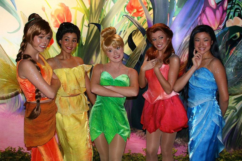 walt disney world pixie hollow meet fairies at
