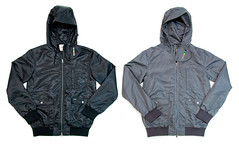 Staple Medial Flight Jacket