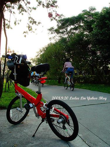 八里左岸自行車道