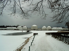 Snowy palace (Silanov) Tags: city schnee winter house snow castle germany munich münchen bayern deutschland bavaria town hall europe day tag oberbayern eu palace stadt baroque manor statelyhome schloss soe barock manorhouse nymphenburg nymphenburgpalace nymphenburgcastle mywinners abigfave anawesomeshot lunarvillage theperfectphotographer awesomepictureaward grosstadt goldstaraward nymphscastle
