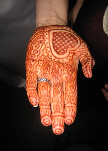 Mehndi Wedding Tattoo by rshannonsmith