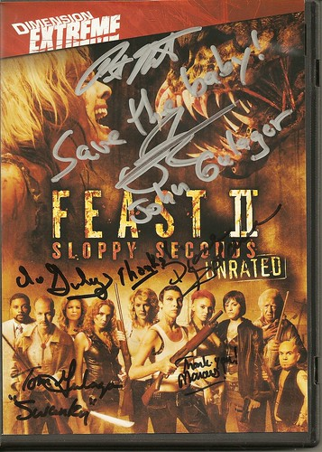 FEAST 2 signed
