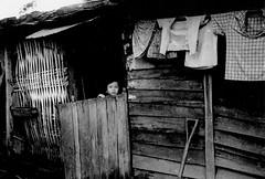 黑白童年-我的家