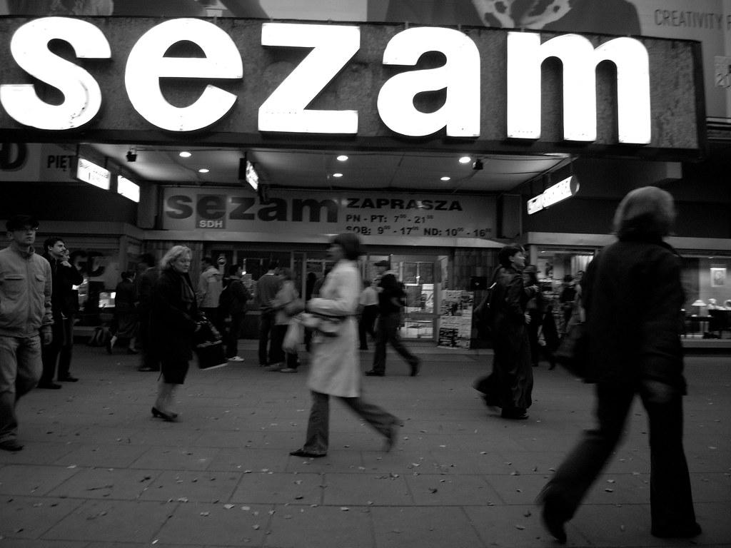 Sezam, Warszawa