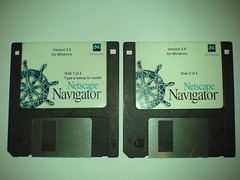 Netscape Disks