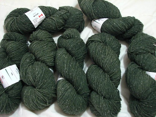 Shelridge Soft Touch Wool Cotton