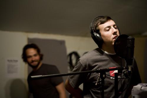 Aaron Singing